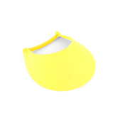 Funky Foam, Foam Visor, Yellow