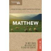 Matthew, Shepherd's Notes Series, by Dana Gould, Paperback