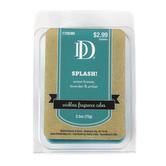 D&D, Splash Wickless Fragrance Cubes, Blue, 2 1/2 ounces