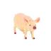 Wild Republic, Plastic Farm Animal Assortment, 5 Pieces