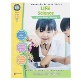 Classroom Complete Press, Hands-On Science Series Life Science STEAM-Based Learning, 60 Pages, Grades 1-5