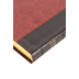 ESV Thinline Bible, Imitation Leather, Brown and Cordovan