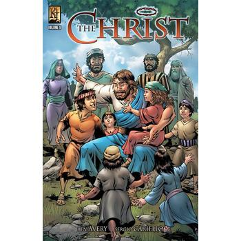The Christ: Volume 9, by Ben Avery and Sergio Cariello, Comicbook