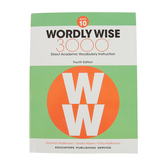 Wordly Wise 3000 4th Edition Student Book 10, Paperback, Grade 10