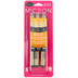 Sakura, Micron Archival Pen Set, Assorted Fine Point, Black, Pack of 3