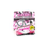 Toner Craft, Safari Craftlace Kit, Pink, 200 Feet