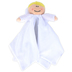 The Angel Gift Company, Angel Lovey Plush Toy, White, 6 1/2 x 4 1/2 inches