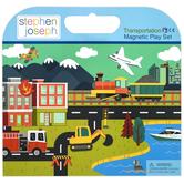 Stephen Joseph, Transportation Magnetic Play Set, 44 Pieces