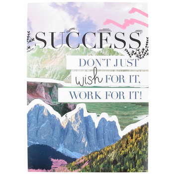 Renewing Minds, Success Motivational Poster, 13.25 x 19 Inches, 1 Piece