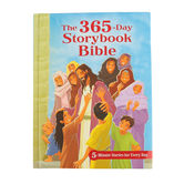 The 365-Day Storybook Bible: 5-Minute Stories for Every Day, by B&H Kids Editorial Staff, Hardcover