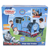 Sunny Days, Thomas & Friends Pop Up Train Play Tent, Blue, 40 x 27 x 27 inches