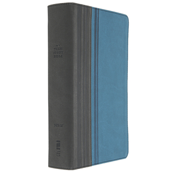 NIV Teen Study Bible, Duo-Tone, Multiple Colors Available