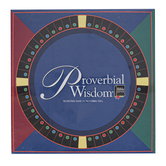 Talicor, Proverbial Wisdom Board Game: Bible Edition, 4 to 16 Players, Ages 10 & Older