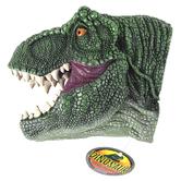 Streamline, Dinosaur Hand Puppet, Green, 5 3/4 x 7 1/2 inches