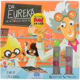 Blue Orange Games, Dr. Eureka Speed Logic Game, 1 to 4 Players, Ages 6 and Older
