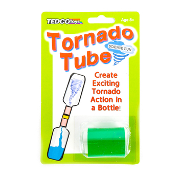 Tedco Toys, Tornado Tube, 1 Piece, Ages 8 and up