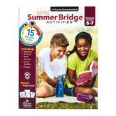 Carson-Dellosa, Summer Bridge Activities Workbook, Paperback, 160 Pages, Grades 6-7