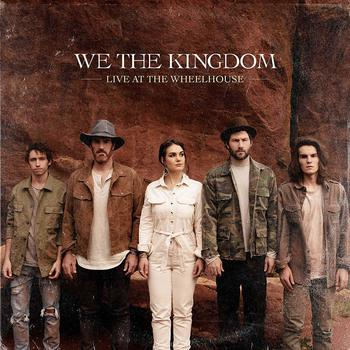 Live At The Wheelhouse, by We The Kingdom, CD