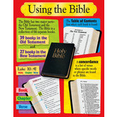 TREND enterprises Inc., Using the Bible Chart, 17 x 22 Inches, 1 Piece