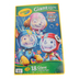 Crayola, Giant Coloring Pages Nickelodeon Paw Patrol, 18 Pages, Ages 3 and up