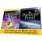 The Privileged Planet and Unlocking The Mystery Of Life, 2 DVD Set