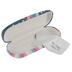 Stephen Joseph, Unicorn Hard Shell Eyeglass Case, 6 x 2 1/2 x 1 1/2 inches