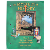 The Mystery of History Volume 2, Paperback, Grades 3-12
