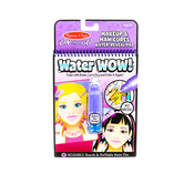 Melissa & Doug, Make-Up and Manicures Reveal Pad, Ages 3 to 8 Years Old, 5 Pieces