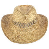 Creations Of Grace, Cowboy Hat for Children, Tan, One Size Fits Most