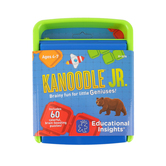 Educational Insights, Kanoodle Jr., Ages 4 to 7, Single Player Game