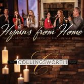 Hymns From Home, by The Collingsworth Family, CD