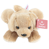 Aurora, Mini Flopsies, Golden the Dog Stuffed Animal, 8 inches