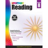 Carson-Dellosa, Spectrum Reading Workbook Grade 8, Paperback, 160 Pages, Ages 13-14