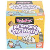 Mindware, BrainBox All Around the World, Ages 8 and up, 1 or more Players