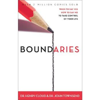 Boundaries, by Henry Cloud & John Townsend, Paperback