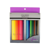 Colored Pencils, Assorted Colors, Box of 48