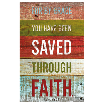 Salt & Light, For By Grace Church Bulletins, 8 1/2 x 11 inches Flat, 100 Count
