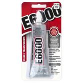 Eclectic Products, E-6000 Industrial Strength Adhesive Craft Glue, 2 ounces
