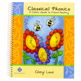 Memoria Press, Classical Phonics A Child's Guide to Word Mastery