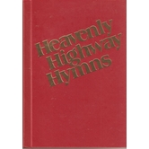 Heavenly Highway Hymns-Red Hymnal