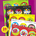 TREND enterprises, Inc., Pep Talk Scratch 'n Sniff Stinky Stickers® Variety Pack, 288 Stickers