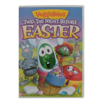 VeggieTales, Twas The Night Before Easter, DVD