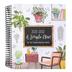 A Simple Plan, Homeschool Planner 2021-2022, Plants, Spiral, 1 Each