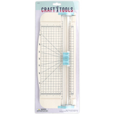 Paper Trimmer with Extending Ruler, 12 Inch Cutting Length