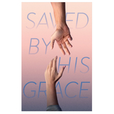 Salt & Light, Saved By His Grace Church Bulletins, 8 1/2 x 11 inches Flat, 100 Count