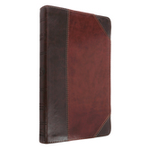 ESV UltraThin Bible, Duo-Tone, Multiple Colors Available