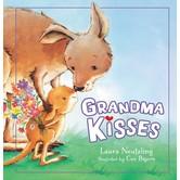 Thomas Nelson, Grandma Kisses Board Book, by Laura Neutzling, Hardcover