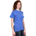 Beautifully Blessed, Proverbs 31:25, Strength & Dignity, Women's Short Sleeve T-Shirt, Periwinkle