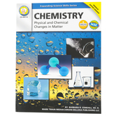 Carson-Dellosa, Chemistry: Physical and Chemical Changes in Matter Activity Book, Grades 6-12