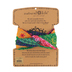 Natural Life, Mixed Print Boho Bandeau, Polyester, Multiple Primary Colors, 18 x 10 1/4 inches